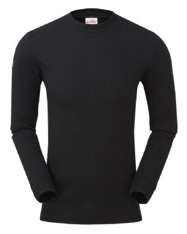 Pulsar XFRC101 FR Men's Long Sleeve Top (Black)